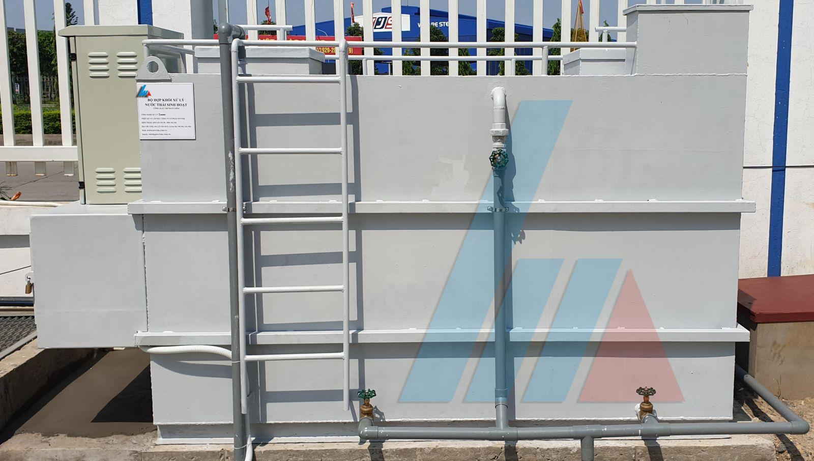 công nghệ AAO xử lý nước thải bệnh viện