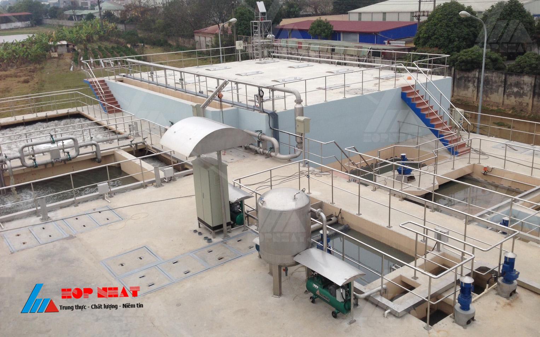 Cơ sở báo giá lắp đặt vận hành hệ thống XLNT