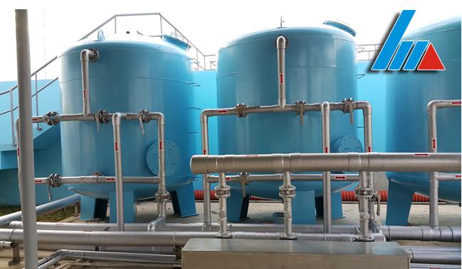 Cải tạo hệ thống xử lý nước thải Cty Quốc Tế Y Tế Đông Á