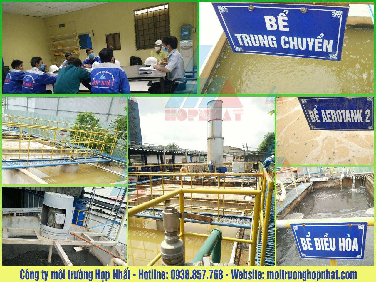 Dự án cải tạo hệ thống - Công ty Chăn nuôi C.P