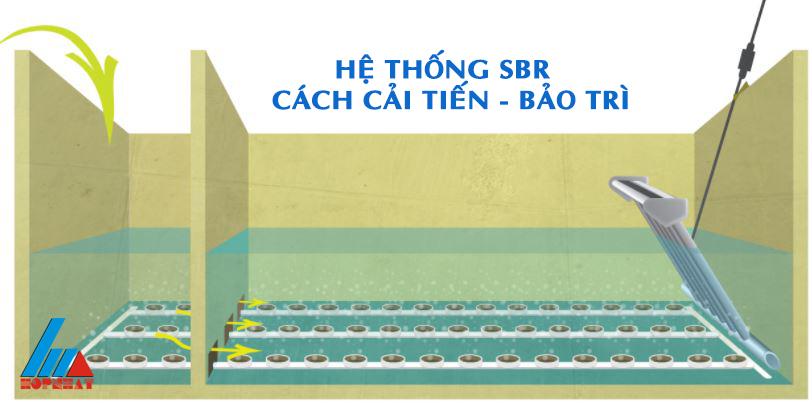 Hệ thống SBR và cách cải tiến, bảo trì