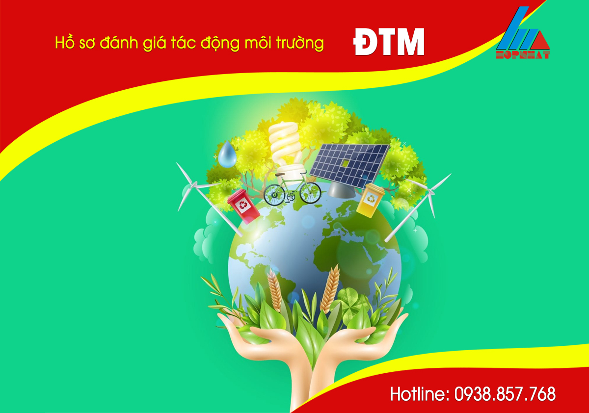 Hồ sơ đánh giá tác động môi trường