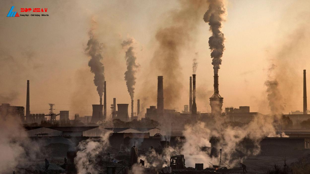 Kiểm soát không khí ô nhiễm