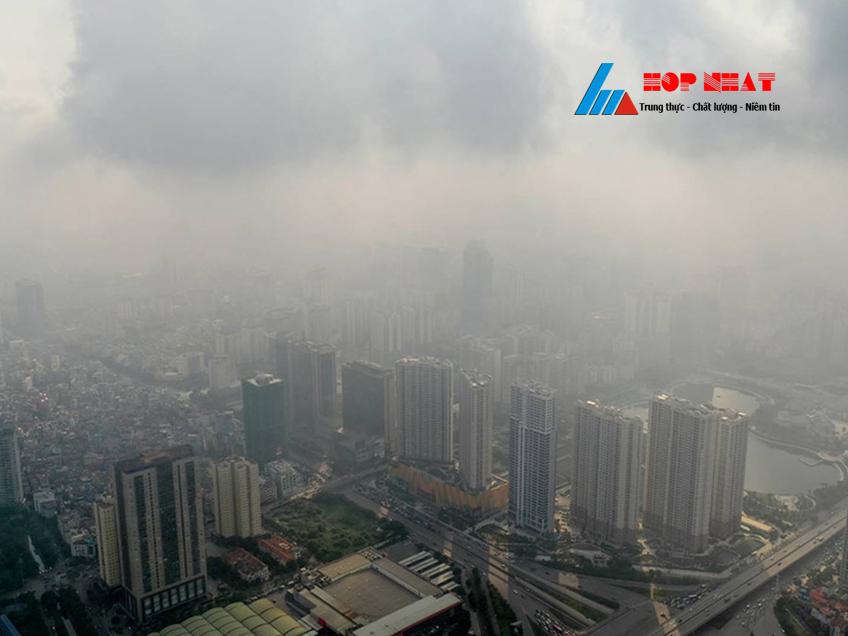 Ô nhiễm môi trường và xử lý khí thải