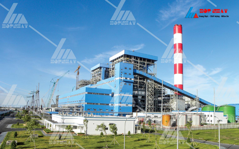 Xử lý khí thải nhà máy nhiệt điện