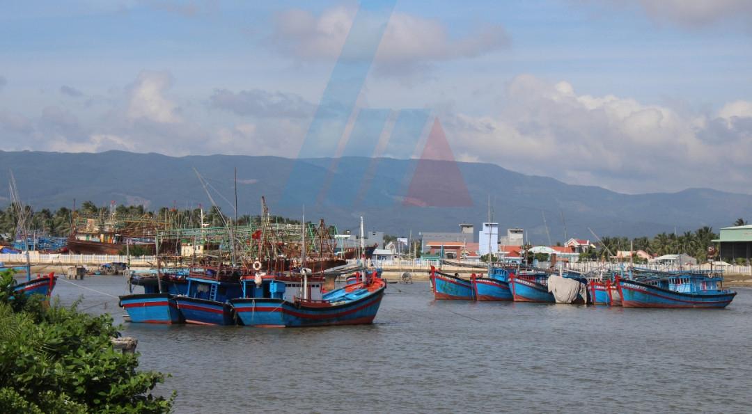 Xử lý nước thải chế biến Thủy Sản Cảng Cá Tam Quang