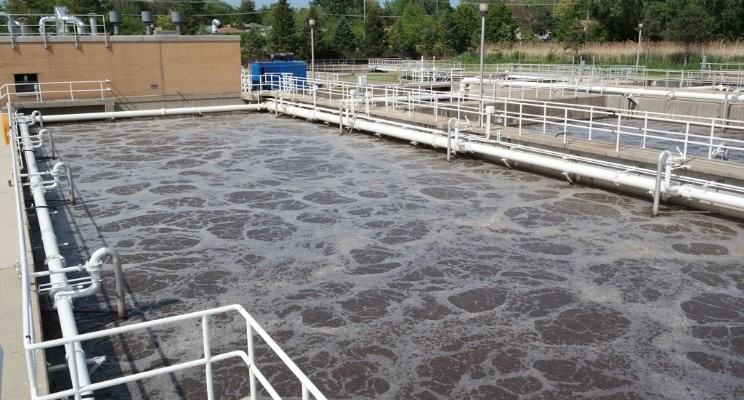 xử lý nước thải công ty XNK Bình Thạnh