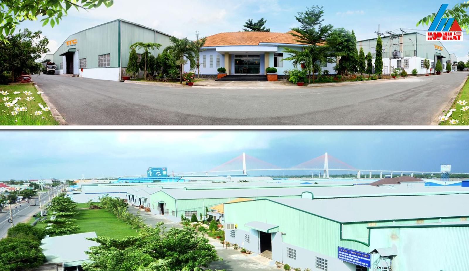 Xử lý nước thải sinh hoạt nhà máy SX Bao Bì TTC Tây Ninh