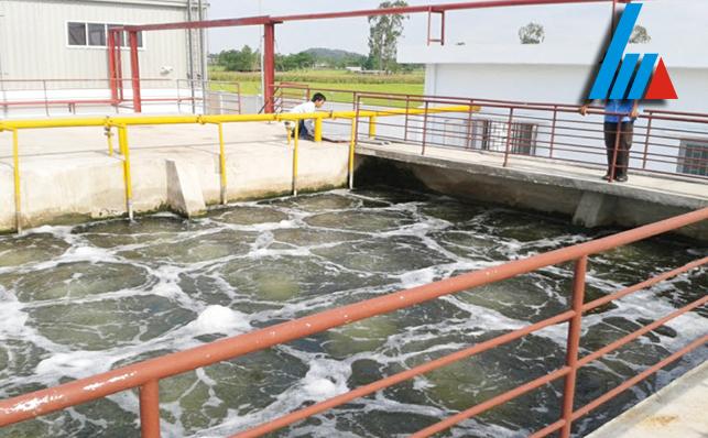 Xử lý nước thải nhiễm dầu cảng Phú Hữu