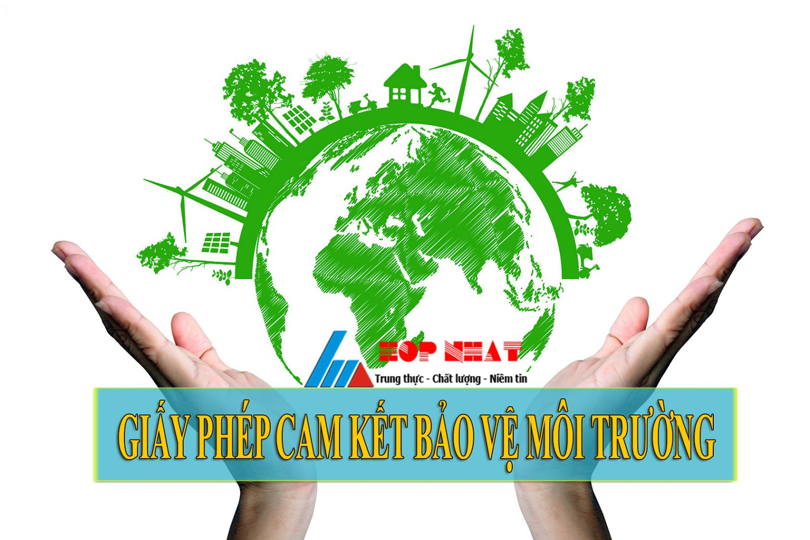 Giấy phép cam kết bảo vệ môi trường