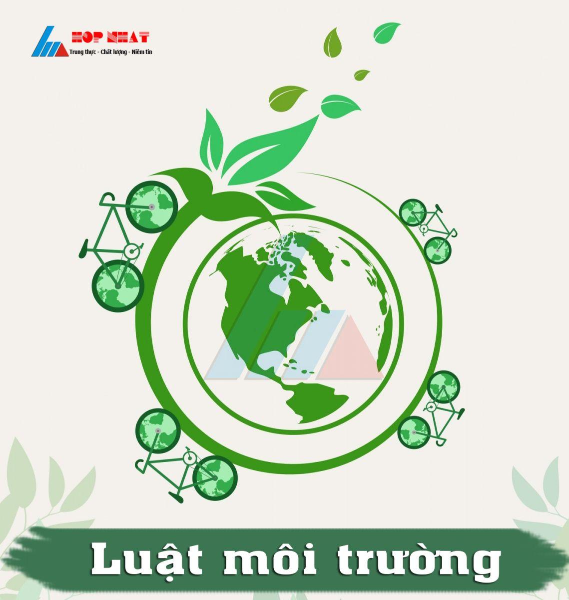 Tư vấn luật môi trường