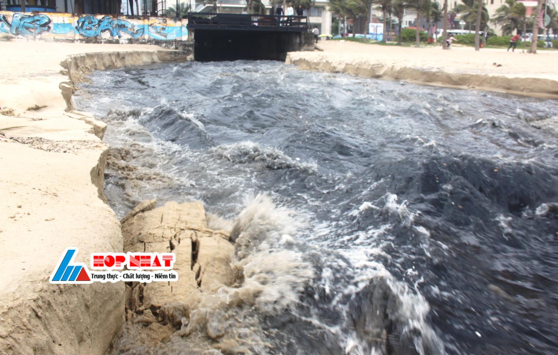 nguồn nước ô nhiễm tại Đà Nẵng